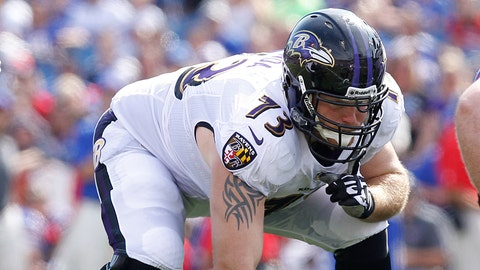 Marshal Yanda, OG, Baltimore