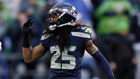 Richard Sherman, CB, Seattle