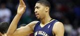 Pelicans beat Pistons 103-101 on Gordon's layup
