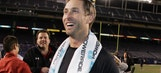 Kingsbury answers preschoolers' question about Band-Aids