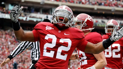 2009: Mark Ingram, Alabama