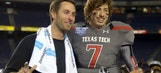 Kingsbury disappointed he won't get his QB competition