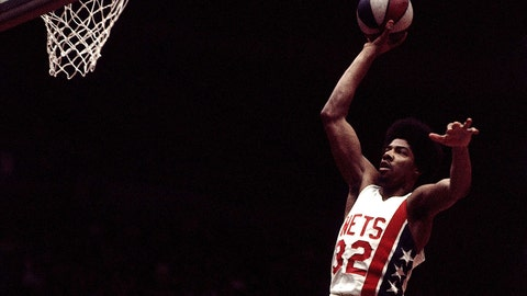 Julius Erving, SF, 1971-87