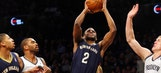 Pelicans stumble out of the gates in loss to Nets