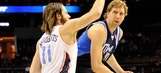Mavs get thrashed by 'Cats as Dirk hurts ankle