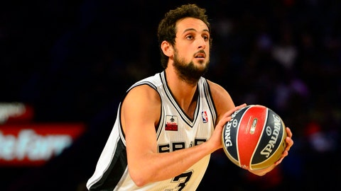 Marco Belinelli, SG (Unrestricted FA)