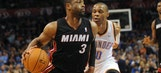 Dwyane Wade out against Cavs to rest knees