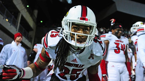 Calvin Pryor, Louisville