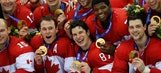 Canada tops Sweden 3-0 for Olympic hockey gold