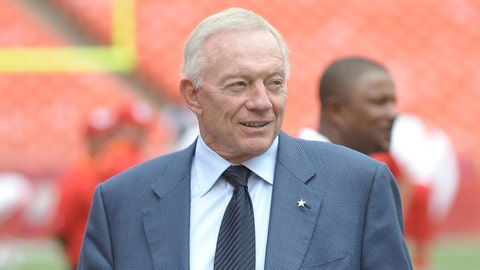 More Jerry Jones on who was really calling the offensive plays