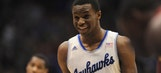 Kansas G Andrew Wiggins not wavering in decision to leave for NBA