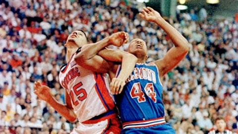 No. 15 Richmond vs. No. 2 Syracuse (1991)