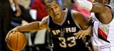 Diaw's passing key to Spurs' success