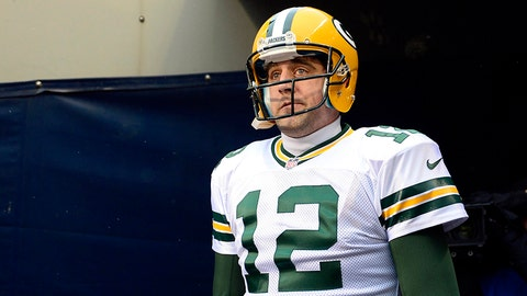 Aaron Rodgers, QB, Green Bay Packers