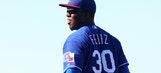 Rangers bring up Feliz from Triple-A