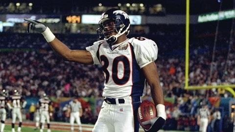 Rod Smith, WR, Broncos (1995-2006)