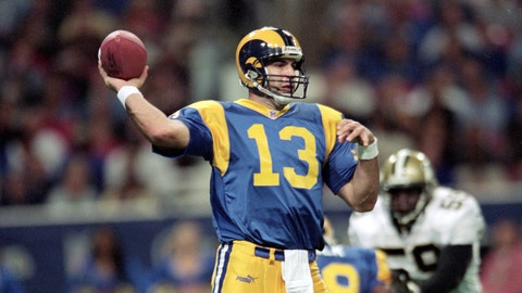 Kurt Warner (St. Louis Rams, 1999)