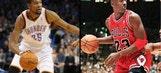 Durant ties Jordan's consecutive 25-point-plus games mark
