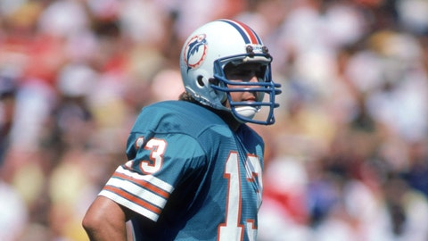 Five QBs picked ahead of Dan Marino in first round - 1983