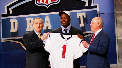Texans make shocking No. 1 pick - 2006