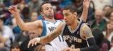 SWIM: Spurs at Timberwolves