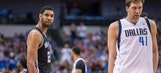 Dirk thinks Spurs' win is great news for Mavs