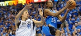 Durant studying Nowitzki's game for added success