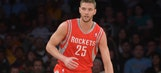 Chandler Parsons gets in wreck before game, other driver asks for autograph