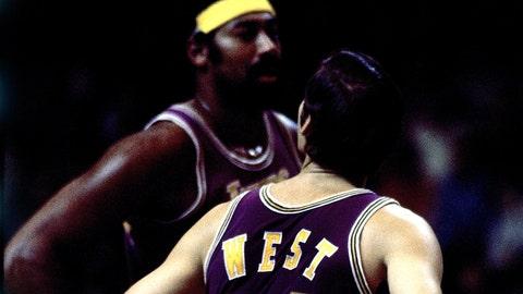 Los Angeles Lakers, 1971-72 - Regular season: 69-13