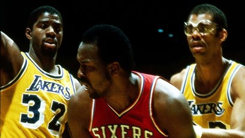 Philadelphia 76ers, 1982-83 - Regular season: 65-17