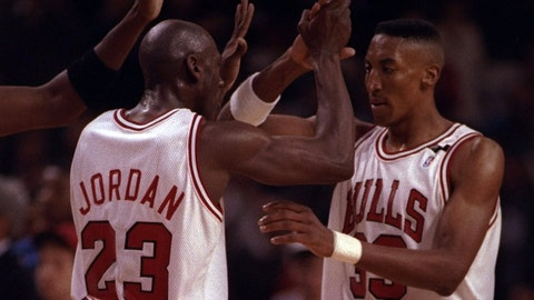 Chicago Bulls, 1991-92 - Regular season: 67-15
