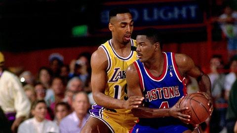Detroit Pistons, 1988-89 - Regular season: 63-19