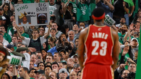 No. 4 - 2010 Boston Celtics