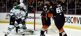 Stars fail to capitalize on power plays in Game 5 loss to Ducks
