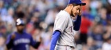 Rangers' pitching duo of Perez, Harrison sidelined by major injuries