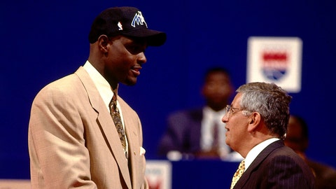 Magic beat the odds and get No. 1 pick again - 1993