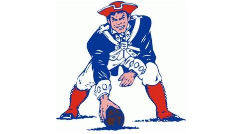 1961-92 New England Patriots
