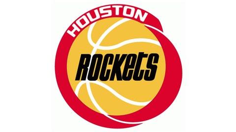 1972-95 Houston Rockets