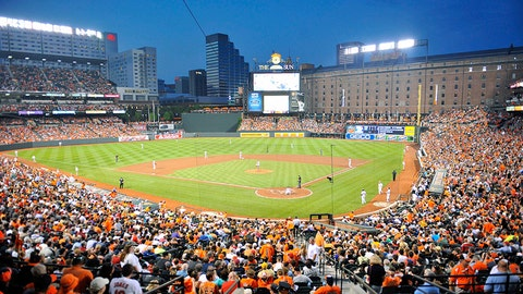 Oriole Park at Camden Yards - Baltimore, Maryland