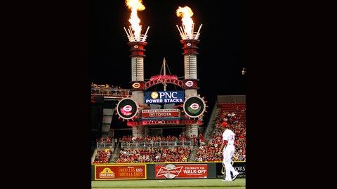 Great American Ball Park - Cincinnati, Ohio