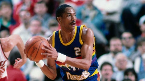South Carolina: Alex English