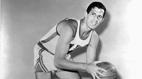 Art Heyman, 1963 New York Knicks