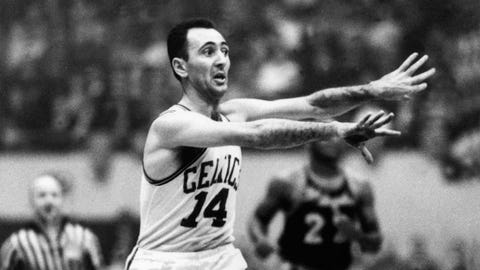 Bob Cousy (13 appearances, 12 starts)