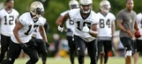Saints evaluate next generation of offense