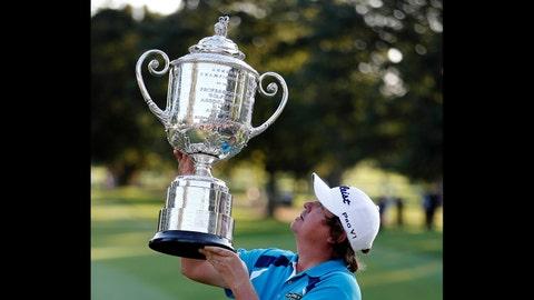 4. Wanamaker Trophy (PGA Championship)