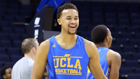 UCLA G Kyle Anderson; Spurs (1st Round, 30th overall)