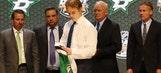 Stars sign top draft pick Honka