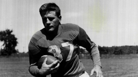SMU RB Doak Walker, 1948 winner