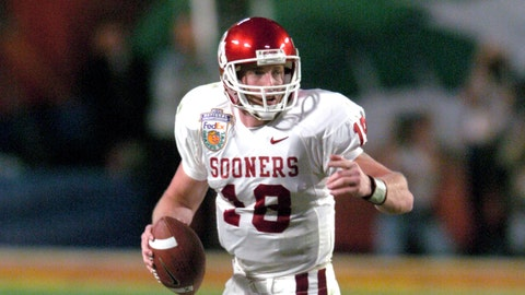Oklahoma QB Jason White, 2003 winner