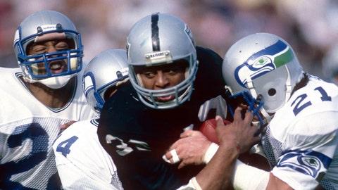 Marcus Allen: 1981 Heisman winner, Super Bowl XVIII champ